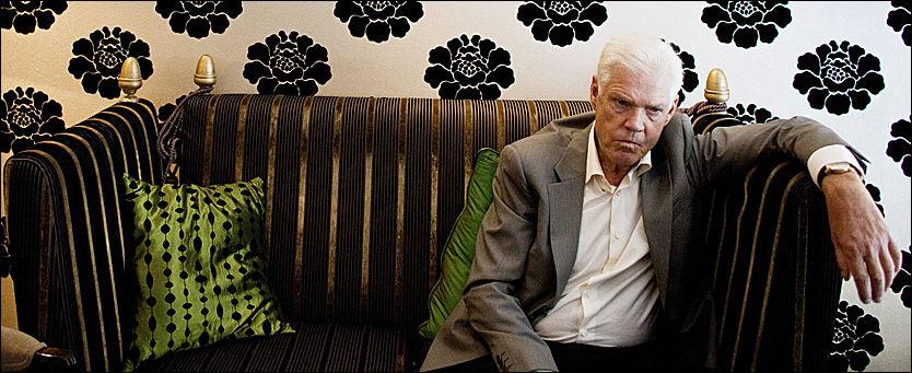 BRITISK STØTTE: Arne Treholt kjemper for å få saken sin opp på nytt. Foto: Sara Johannessen