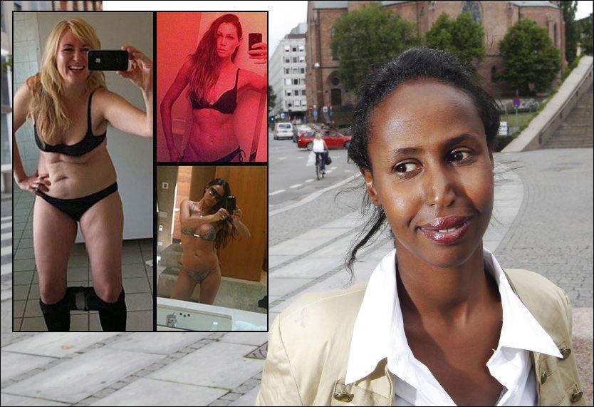 leker no norske damer naken