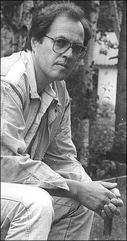 EKS-SPANEREN: I 1987 sa Per Lilleløkken opp jobben sin i politiet i frustrasjon. Lilleløkken hevdet å ha vært vitne til rene pornoshow i politiets arbeidstid både i Oslo og Trondheim. Foto: Bent Ramberg