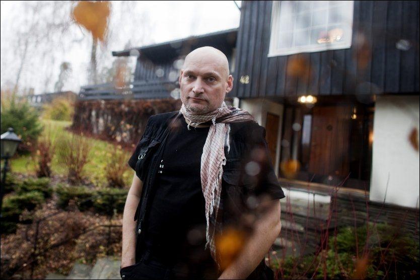 OPPGJØR: Pål Refsdal tar nå et kraftig oppgjør med norske utenriksjournalister. I dag kommer han med bok om sitt liv som geriljareporter. Foto: Kyrre Lien/ Scanpix