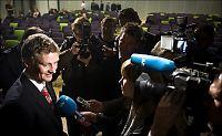 Røkke vil ha Solskjær som Molde-trener