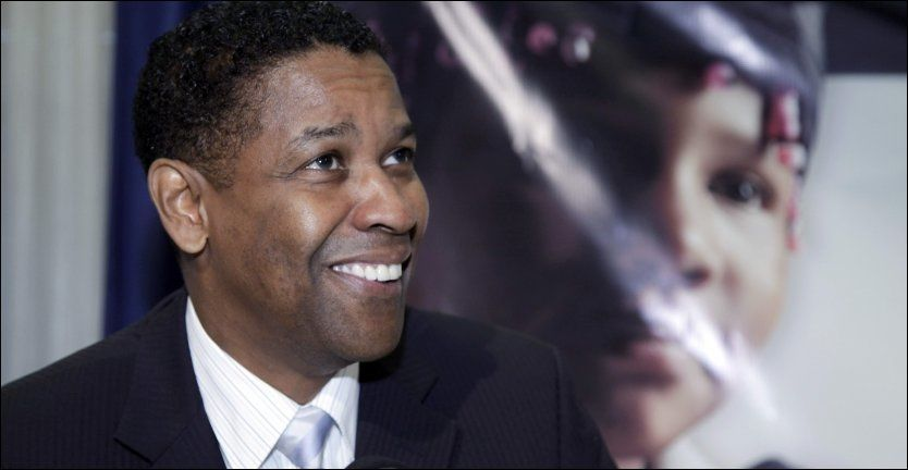 KONSERT-VERT: Det blir Denzel Washington som skal lede årets Nobelkonsert. Foto: AP