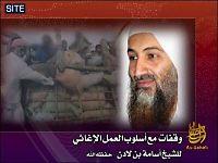 Nå er Osama bin Laden redd for klimaet