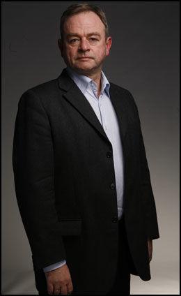TRYGG PÅ INNHOLDET: Nyhetsdirektør i TV 2, Kjell Øvre Helland. Foto: TV 2