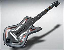 Den nye gitar-kontrolleren. Foto: NEVERSOFT/ACTIVISION