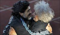 Maradona sendte Nobel-brev til Stortinget