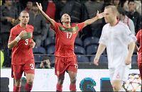 Portugal har startet Norge-jakten