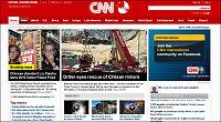 CNN blokkert i Kina