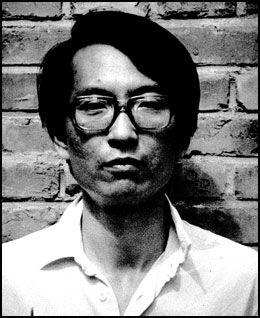 UNG MANN: Liu Xiaobo fotografert i Beijing i 1987, like før han reiste til Norge. Foto: Mi Qiy