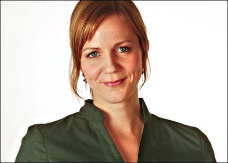 DELVIS ENIG: Vektklubbs kostholdsekspert Eli Anne Myrvoll Blomkvist mener det er urettferdig å dra alle overvektige over en kam. Foto: Mattis Sandblad, VG.