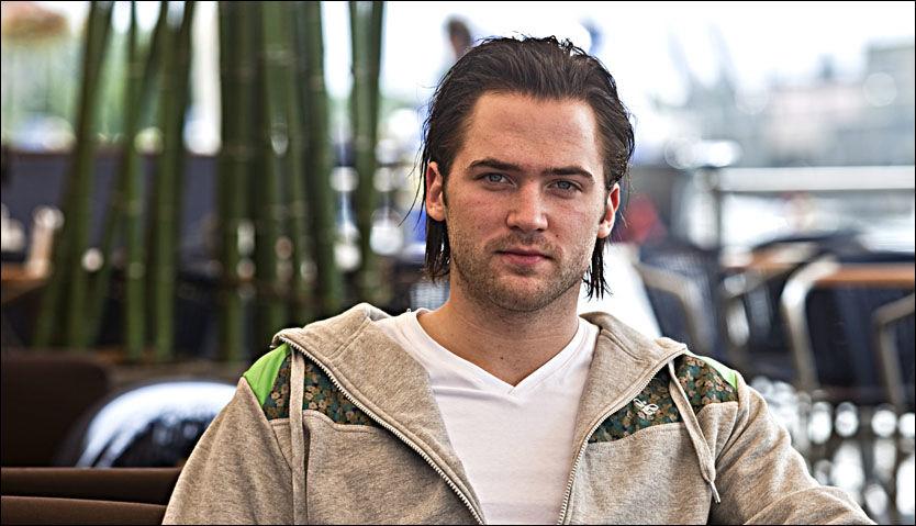 UT AV SKAPET: Are Grongstad fikk mye oppmerksomhet da han sto fram som homofil, noe som tappet ham for energi. Foto: Alf Øystein Støtvig, VG.