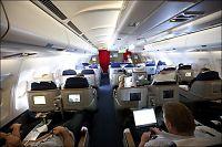 SAS lover bredbånd på flyene
