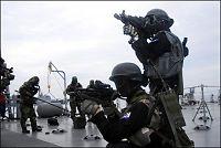 Nord-Korea: - Flåteøvelse er en krigserklæring