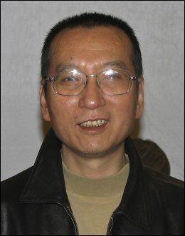MOTTOK FREDSPRISEN: Liu Xiaobo sitter fengslet i Kina. Foto: AP