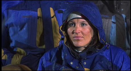 UTE AV SERIEN: Hedda Bjørkholen (26) fra Rena fikk ikke være med helt til Nordkapp. Foto: TVN