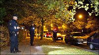 Samme våpen brukt mot mørkhudede i Sverige