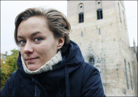 ÅPEN: - Er KrF en angrende synder som går tilbake på sitt homosyn, så bør vi møte dem med den samme toleransen vi har etterspurt fra KrF, sier den homofile Ap-politikeren Anette Trettebergstuen. Foto: Magnar Kirknes
