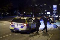 Karnevalkostyme skapte politiutrykning i Malmö
