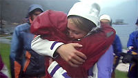 Tårevåt «71 grader Nord»-avskjed for Julie