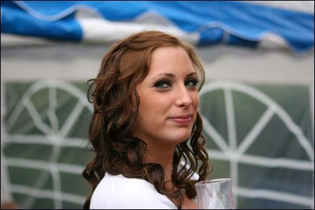 DREPT: Trez West Persson (20) ble drept i oktober i fjor da hun satt i bilen sammen med en kamerat med innvandrerbakgrunn. Foto: Privat