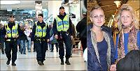 Norske venninner skremt av terroralarmen: - Skikkelig ekkelt