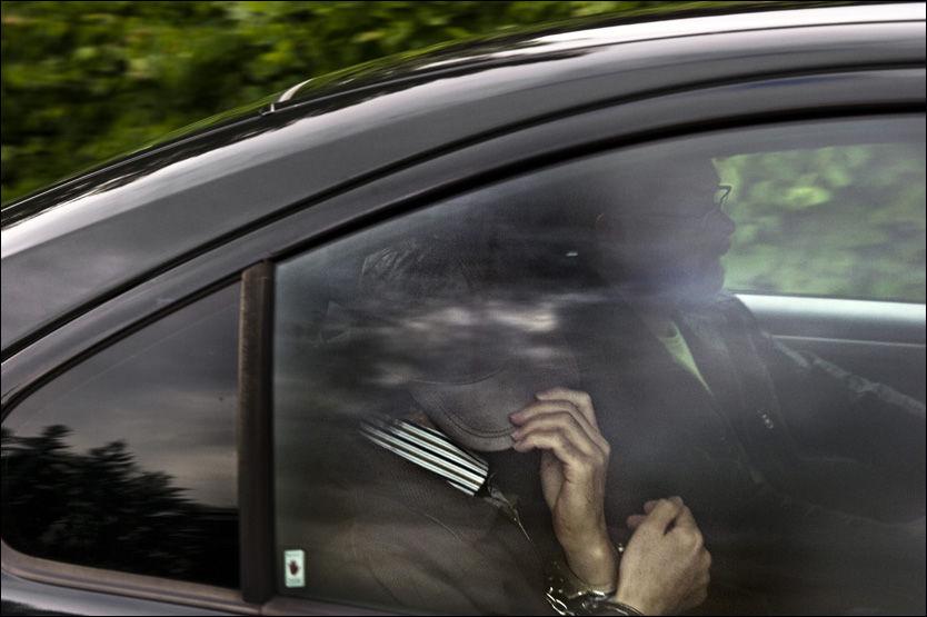 LEVER PÅ GULRØTTER, RIS OG TOMATER: Terrorsiktede Mikael Davud er ikke fornøyd med maten han får i fengsel. Foto: Kristian Helgesen