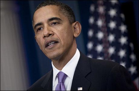 ADVARER: President Barack Obama mener Republikanerne kan skade USA dersom de vinner mellomvalget til Kongressen. Foto: PA