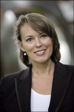 - IKKE LENGDEN SOM TELLER: Kommunikasjonssjef Eva Halvorsen i DNV. Foto: DET NORSKE VERITAS