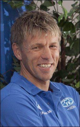 AKTUELL: Gunnar Halle har uttalt at han kan tenke seg å bli Moldes hovedtrener. Foto: Per Tormod Nilsen