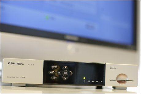 IKKE BARE FORDELER: Opptaksbokser fra kabelleverandørene. Foto: SCANPIX