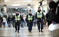 Terrorsak henlagt i Sverige