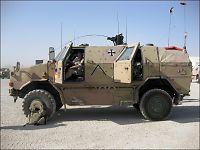 Soldater slakter Forsvarets nye millionkjøretøy