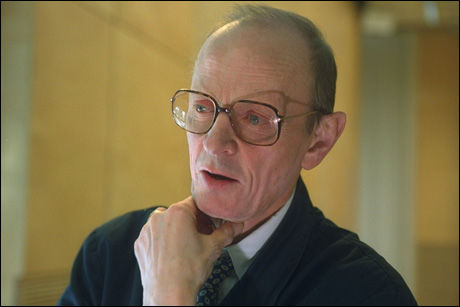 EKSPERT: Dan Olweus kommenterer Elevundersøkelsen 2010. Foto: Magnar Kirknes