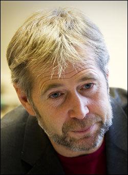 BEKYMRET: Arne Johannessen i Politiets Fellesforbund. Foto: Jan Petter Lynau