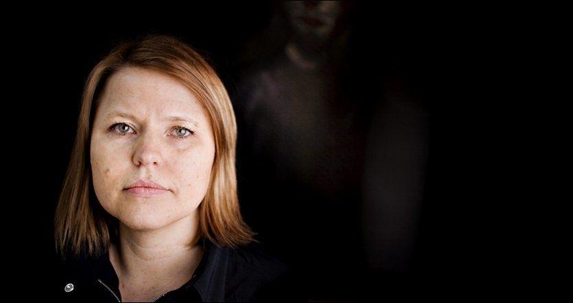 Forbud: Kari Helene Partapuoli i Antirasistisk senter slår tilbake mot forslaget om å innføre et forbud mot burka i Norge. Foto: Marte Vike Arnesen