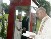 Brev adressert til Einar Gelius: - Biskopen vil be om at du avskjediges