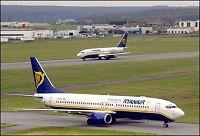 Sinte passasjerer nektet å forlate Ryanair-fly