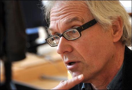 IKKE GLEMT: Muhammed-tegner Lars Vilks er fremdeles i terroristenes søkelys. Foto: AFP
