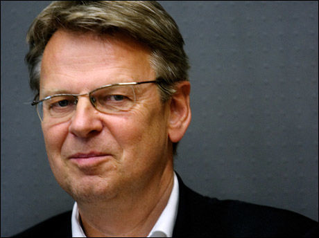 SKUFFET: Norges FN-ambassadør Morten Wetland beskriver den nye resolusjonen som et tilbakeskritt. Foto: Trond Sørås