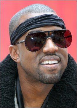 NÅ SOM JOURNALIST: Kanye West. Foto: Pa Photos