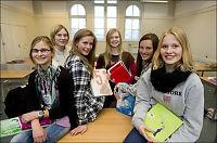Gutter ligger 1,5 år bak jenter i skoletest