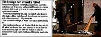 Her er selvmordsbomberens advarsel til Sverige