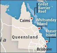 7 høydepunkter i Queensland, Australia