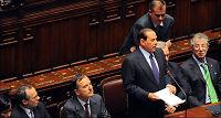 Berlusconi overlevde mistillitsvotum