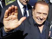 Berlusconi vant avstemning i senatet