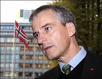 USA-diplomater skeptisk til Støre