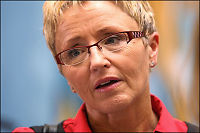 Stort fall for Senterpartiets ministre