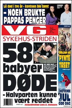 Faksimile: VG (23.12.2010)