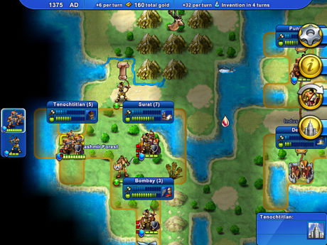 Civilization Revolution. Foto: 2K GAMES