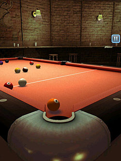 Pool Bar. Foto: FUTURE GAMES OF LONDON